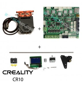 Kit complet dual extruder Creality CR10