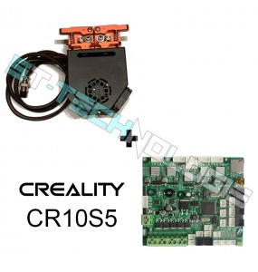 Kit complet Dual extruder Creality CR10S5