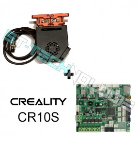 Kit complet dual extruder Creality CR10S