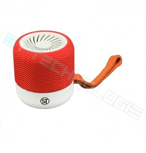 Mini enceinte Bluetooth Rouge TWS